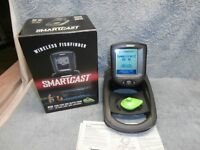 HUMMINBIRD RF10 SMARTCAST PORTABLE WIRELESS FISH DEPTH FINDER COMPLETE WORKING