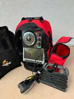 Vexilar Fish Scout Double Vision Camera/Monitor & FL-20 Flasher Combo Pack