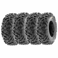 SunF 16x8-7  16x8x7 A/T ATV Tires 6 Ply Tubeless POWER II A051 [Set of 4]
