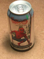 Spider Man Far From Home Cherry Diet Dr Pepper Can Full