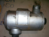 VINTAGE  MASSEY FERGUSON 135 DIESEL TRACTOR -AIR CLEANER ASSEMBLY - 1974