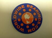 Worldwide Bearings DECAL STICKER MOTORCYCLE ATV QUAD TRAILER DRAGBIKE MOTOCROSS