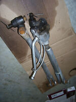 VINTAGE  MASSEY FERGUSON 135 DIESEL TRACTOR -3 POINT LIFT LINKS - 1974