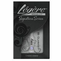 Legere Clarinet Signature Reeds Strengths 2 / 2.25 / 2.5 / 2.75 / 3