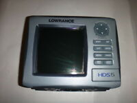 Lowrance HDS 5 Lake Insight GEN 1 GPS/Fishfinder LMS LCX HDS Globalmap