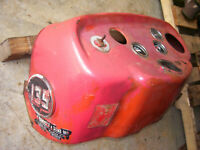VINTAGE  MASSEY FERGUSON 135 DIESEL TRACTOR -DASH PANEL ASSEMBLY - 1974