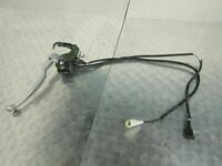 SUZUKI 02-14 LT-F250 OZARK 250 ATV REAR BRAKE LEVER AND PERCH PARKING BRAKE