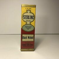 Vintage Colorful Sterling Coffee Box