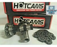 DRZ400 DRZ 400 DR-Z400 400E 400SM Hotcams Hot Cams Stage 2 Two Camshafts Chain