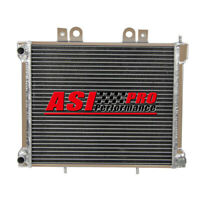 2 ROW ALUMINUM RADIATOR FOR 2002-04 2003 POLARIS SPORTSMAN 600 700 TWIN 4X4 ATV