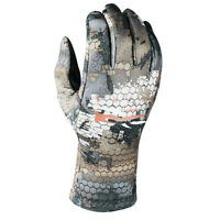 Sitka Men's Gradient Form-Fitting Anti-Microbial Jersey Gloves