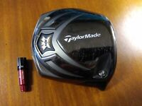 JAPAN TAYLORMADE XR 10.5* DRIVER HEAD ONLY WITH 0.350