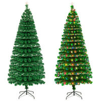 7.5 ft. Frasier Grande Artificial Christmas Tree with 226  Color LED Lights