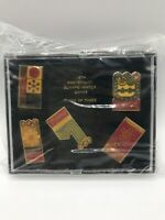 Coca Cola Olympic Pin Set 15th Anniversary Olympic Winter Games Set