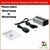48 36 volt golf cart battery charger crows foot club car charger for EZGO Yamaha