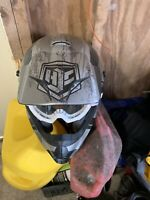 HJC Adult i50 Tona Motocross ATV Helmet - Adult MX Motocross Dirtbike ATV UTV