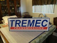 Tremec Transmissions Lighted Sign