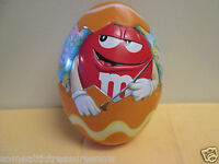 M&M'S  RED EASTER EGG 7