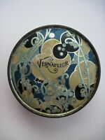 Vintage Powder Tin quot;Vernafleurquot; California Perfume Co. quot;Can Made In USAquot; *
