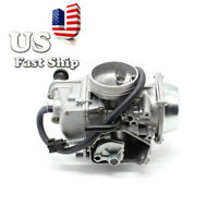 32mm Universal Round Slide Carburetor For 250 300CC Scooter Motorcycle ATV US