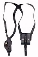Falco Holsters Vertical Roto-Shoulder Holster for Walther PPQ Mod 2, 4