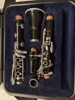 Selmer 1401 Clarinet With Hard Case