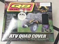 quadboss atv quad cover black xxl