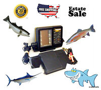 Hummingbird LCR 3004 Portable Fish Finder Kit /w High Speed Transducer complete
