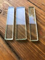 Vintage Clarinet Reed Adjustment Glass Pieces
