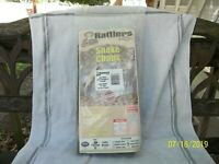 Rattlers Brand Snake Proof Chaps  protection Ankle Thigh Mossy oak Husky Regular