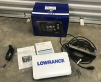 Lowrance HDS 9 gen 2 touch with Structure Scan GPS Mapping