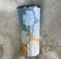 Starbucks Tumbler Thermos Mercury Cactus Hot Cup Cold Mug Water Bottle NEW