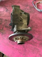 03-06 Yamaha Grizzly 660 4x4 ATV Rear Diff Differential End Gears Used Oem