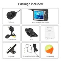 Underwater Camera With Monitor Fish finder color monitor