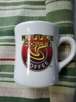 WAFFLE HOUSE TUXTON CERAMIC COFFEE CUP MUG 6 PACK EXCELLENT UNUSED CONDITION!