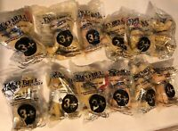 Lot of 12 Talking Taco Bell Stuffed Animal Chihuahua Dog Toys *NEW in Plastic*