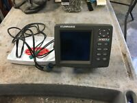 Lowrance Fish Finder Color X107c Used