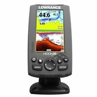 Lowrance Hook 4x Chirp-Brand New in Box