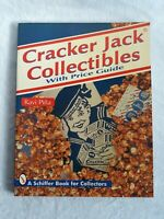 Cracker Jack Collectibles With Price Guide Book 1995