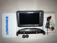 Lowrance HDS 9 Touch Insight Carbon GPS/Fishfinder