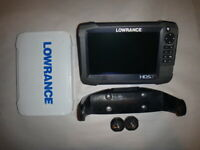 Lowrance HDS 7 Touch INSIGHT USA GEN 3 GPS/Fishfinder LMS LCX HDS