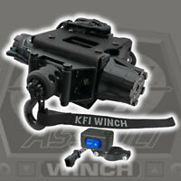KFI 3500 Assault Synth. Plug-N-Play Winch '15-'20 Polaris Sportsman 570 850 1000