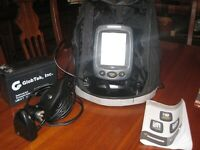 Humminbird PiranhaMAX160 Portable Fishfinder (Works Fine)