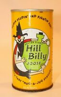 Soda Can Pull Tab VTG Steel No Barcode Lime Early Old Hill Billy Joose Cotton