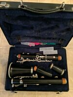 Selmer Signet 100 WOOD clarinet! GREAT CONDITION! (clarinet, case, book, reeds)