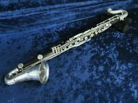 *LeBlanc Wood Bass Clarinet Ser#9357 Plays Well but Needs Clean Up
