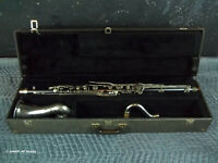 Selmer USA Bass Clarinet with  Case  #3