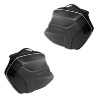 Set Side Panniers ABS Thermoformed for Ducati Monster 1200821 96780321B