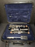 Selmer Signet 100 Grenadilla Wood Clarinet Ser. 201199 Nice Condition