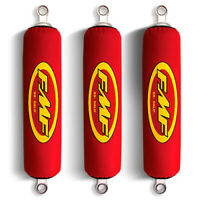 Red Shock Covers Bombardier Rally 200 ATV (Set of 3) (2003-2007) NEW